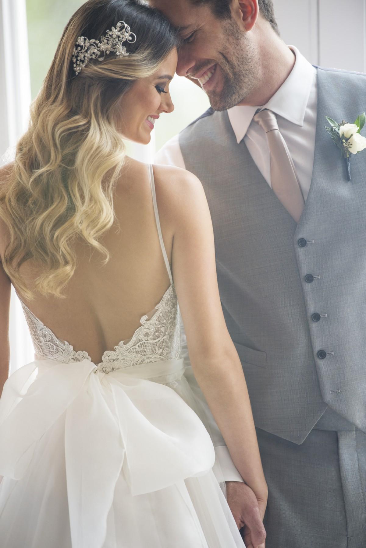 Gekleurde Trouwjurk Kopen The New Bride