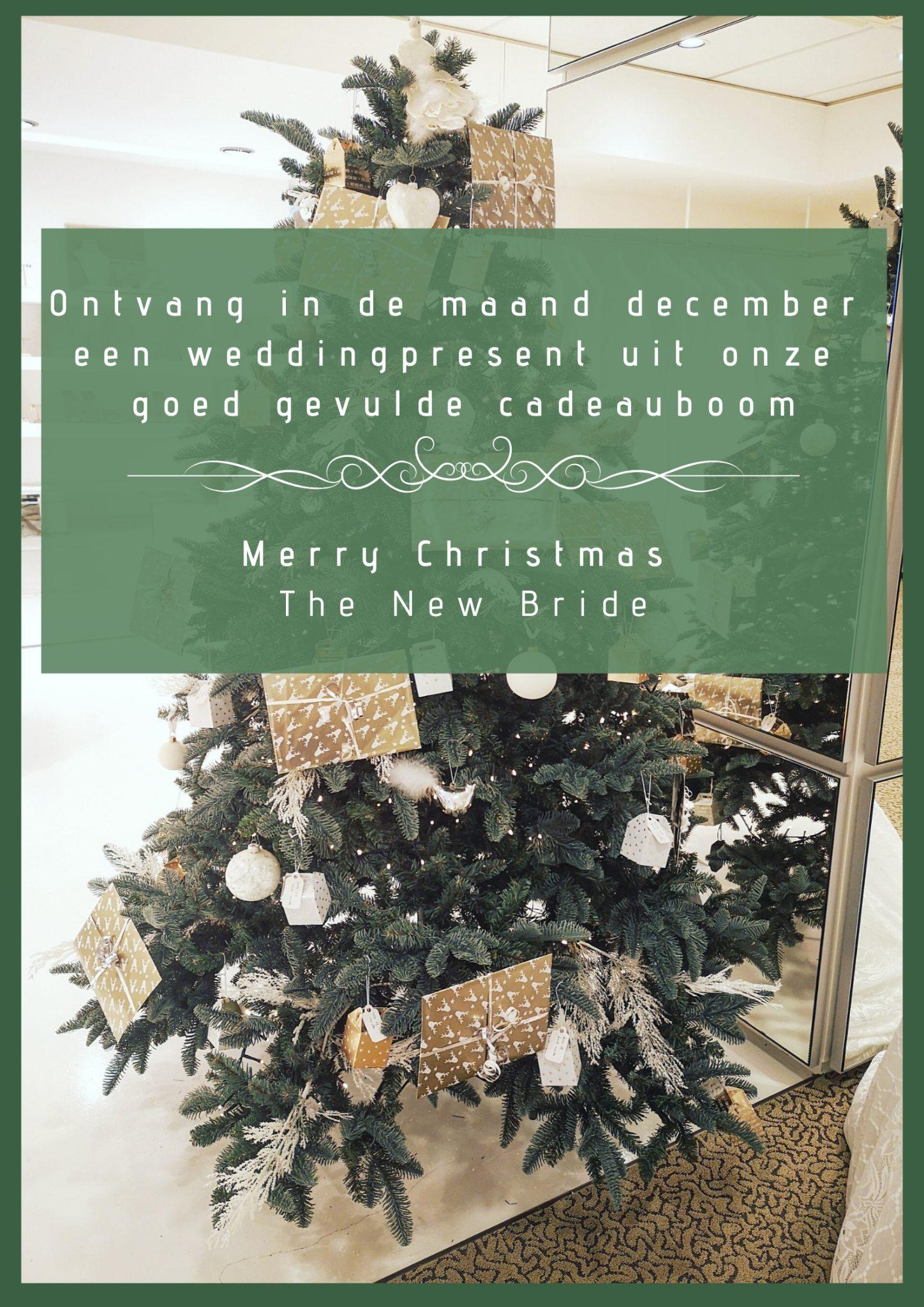 Kerst advertentie